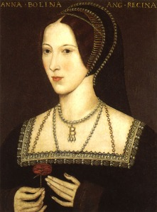 Anne Boleyn - paid a cook to poison a bishop?