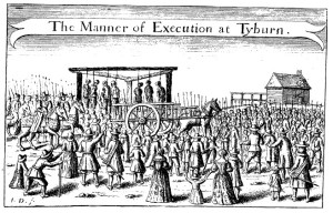 Tyburn gallows