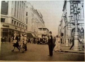 New Oxford Street in 1930