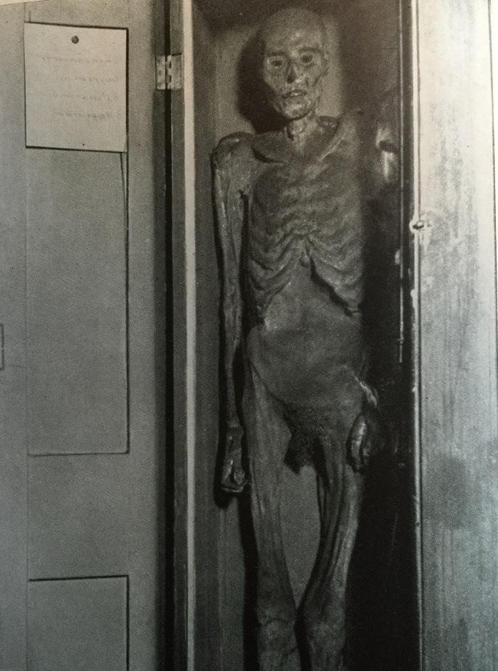 Mummy St James's